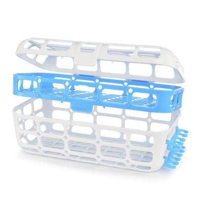 Munchkin/满趣健  超大容量洗碗机框篮(颜色随机 特殊要求颜色请备注)
