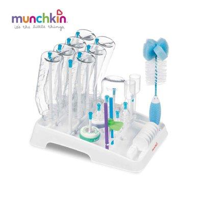 Munchkin/满趣健  可折疊奶瓶乾燥架