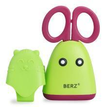 【尋覓好物 爆款直降】英國貝氏berz輔食剪刀研磨器嬰兒童輔食工具寶寶食物剪刀輔食剪