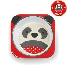 美国Skip Hop儿童动物总动员仿瓷宝宝碗 熊猫图案(单个装)