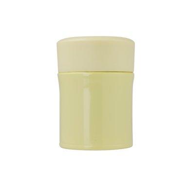 日本膳魔師燜燒杯兒童寶寶可愛食物罐飯盒JBJ-302(P-Y)淡黃(300ml)