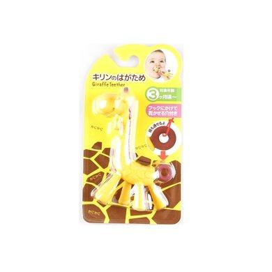 1個*日本KJC牙膠嬰兒牙膠寶寶牙咬膠磨牙棒硅膠玩具(多款選擇下單請備注,不備注隨機發貨)【香港直郵】