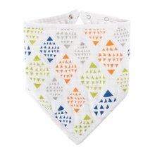 aden+anais美国品牌婴儿围嘴新生儿围兜宝宝三角巾口水巾三角
