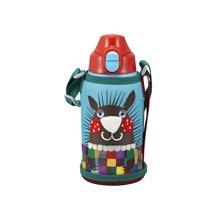 【香港直邮】日本虎牌儿童保温杯保冷两用 杯盖 直饮两用 600ml*1个(狮子,鼹鼠图案下单请备注)