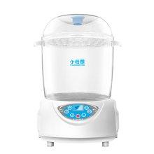 小壯熊嬰兒奶瓶消毒器溫奶寶寶蒸汽消毒鍋柜帶烘干暖奶功能二合一