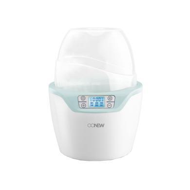 【双瓶暖奶器】喔喔牛智能液晶暖奶器 6合1多功能 双瓶恒温暖奶器奶瓶消毒保温器