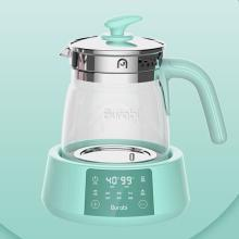 貝拉比 寶寶恒溫調奶器玻璃電水壺嬰兒智能沖奶機泡奶粉自動溫奶器【恒溫調奶器B款】