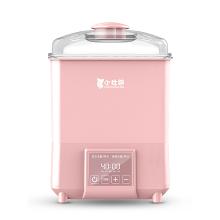 【顺丰包邮】小壮熊婴儿奶瓶消毒器带烘干暖奶功能二合一宝宝蒸汽消毒锅柜杀菌