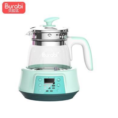 贝拉比 宝宝恒温调奶器玻璃电水壶婴儿智能冲奶机泡奶粉自动温奶器【恒温调奶器A款】