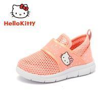 HELLO KITTY凯蒂猫童鞋2019春夏新款小女孩?#38041;?#36816;动鞋中大童休闲鞋K9513831