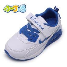 小叮当童鞋男女童运动鞋秋季新款小童休闲跑步鞋学生运动鞋潮D17123