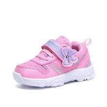 彼?#38376;?#22899;宝宝鞋秋款新款 韩版 百搭女童公主1-3岁软底学步鞋P563