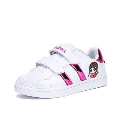 彼得潘童鞋兒童運動鞋童鞋女童板鞋小女孩休閑鞋秋季上新可愛兒童公主百搭小白鞋P8036