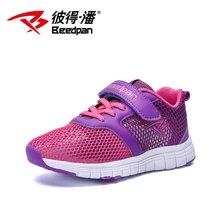 彼得潘童鞋新款夏季儿童网鞋透气男童运动鞋网面跑步鞋休闲鞋P8010