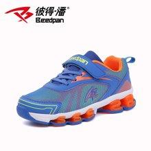 彼得潘童鞋运动网面鞋子休闲透气男童鞋子春季新款韩版 百搭P2010