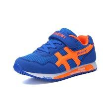 彼得潘儿童休闲运动鞋男童夏季新款韩版网面透气小学生跑步鞋P8017