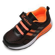 小叮当童鞋运动鞋秋季新品小童休闲学生鞋减震气垫底男童跑鞋D17106