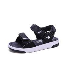 彼得潘童鞋男童鞋子夏季新款韩版软底沙滩鞋春中大童儿童凉鞋P6080