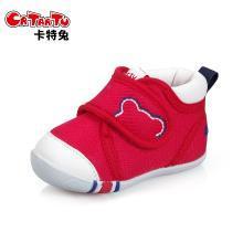 【买鞋子送量脚器】卡特兔秋冬0-1-3岁婴儿学步鞋软底防滑机能鞋男女宝宝机能单鞋子