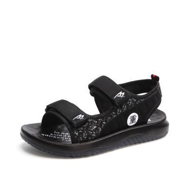 彼得潘男童凉鞋夏季新款儿童童鞋小孩潮小学生男童男孩沙滩鞋P9020