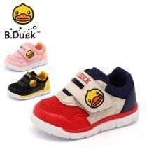 B.Duck小黄鸭童鞋男童2019新款?#38041;?#20799;童休闲潮流运动鞋女童B1083934