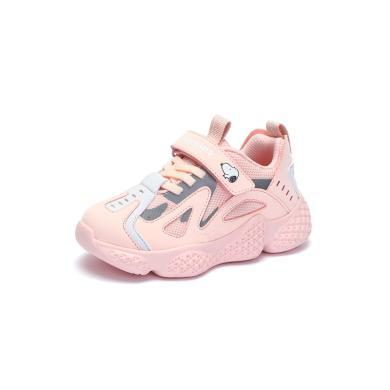 SNOOPY史努比童鞋兒童鞋子男童運動鞋2019新款秋中大童 S9132720