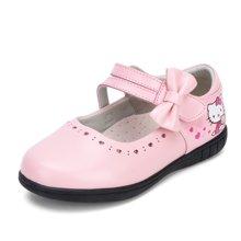 HELLO KITTY童鞋女童春季新款公主鞋女童皮鞋学生皮鞋浅口单鞋K7638851