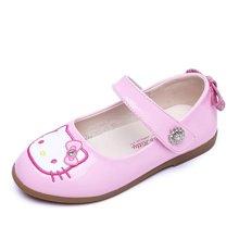 HELLO KITTY童鞋女童春季公主鞋女童皮鞋学生皮鞋浅口单鞋K7618803