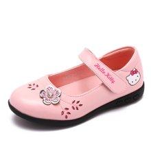 HELLO KITTY女童鞋2018春季新款公主鞋儿童单鞋小皮鞋中大童K8615801