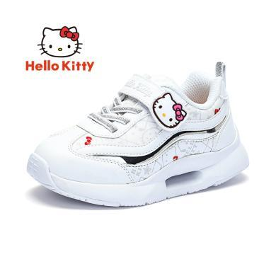 HelloKitty女童鞋凱蒂貓女童運動鞋2019秋新款透氣舒適兒童休閑鞋潮K9533008