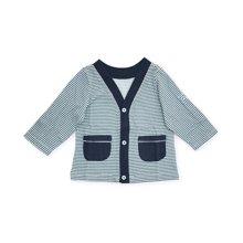 丑丑嬰幼男童針織外套夏季新款男寶寶休閑時尚針織上衣男寶外出服