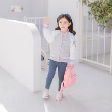 Cicie 2019秋季新款寶寶棒球衫韓版可愛兒童薄夾克外套 C93018