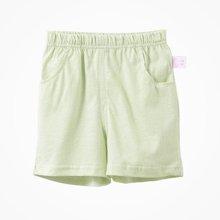 丑丑婴幼夏季新款男宝宝休闲舒适运动中腰排汗吸热针织短裤
