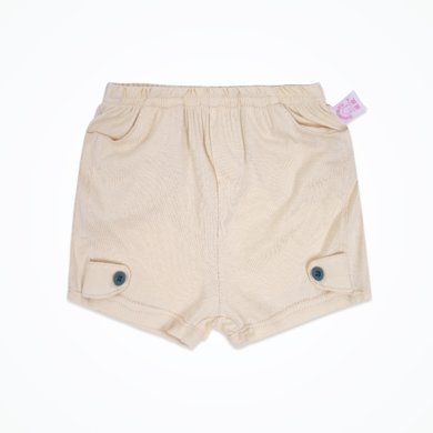 丑丑嬰幼 男寶寶休閑短褲夏季男童時尚針織短褲1-3歲CJE103X