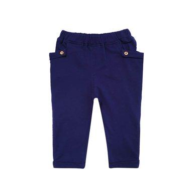 丑丑嬰幼 男寶寶針織長褲春秋新款男童休閑長褲1-5歲 CLE018X