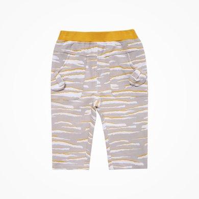 丑丑嬰幼 男寶寶虎虎長褲春秋新款男童針織長褲6個月-3歲 CLE009W