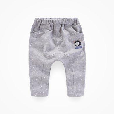 丑丑嬰幼 春季新款 男寶寶 針織長褲1-4歲 CLE027X