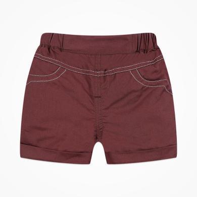 丑丑嬰幼 男寶寶純棉短褲夏季新款男童時尚休閑短褲1-5歲 CJE102T