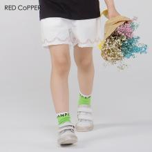 redcopper 瑞德酷普 2019夏装新款女童休闲短裤RCCX3001