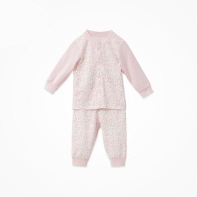 丑丑婴幼新生儿内服婴儿内衣裤套装 内衣裤套装纯棉 0-2岁 CGD752X