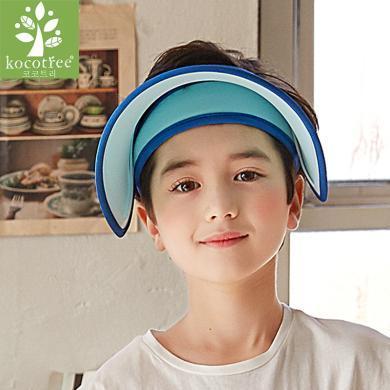 KK樹兒童帽子男童潮女童夏季太陽帽小孩防曬帽遮陽帽寶寶涼帽薄款 KQ17010 包郵