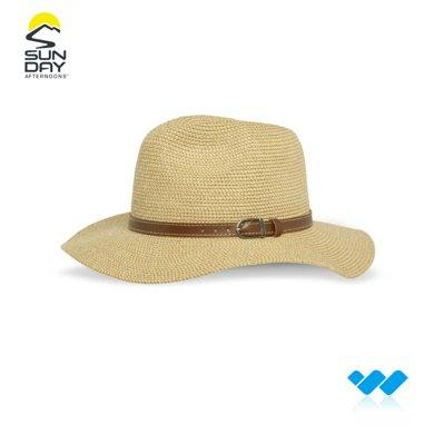 美國Sunday Afternoons帽子戶外帽夏季女百搭加長防曬帽遮陽帽