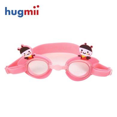 hugmii 游泳镜儿童幼儿游泳装备