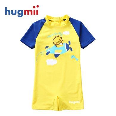 hugmii 新款连体泳衣多色可选