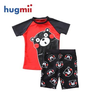 hugmii KUMA熊 分体泳衣  儿童款