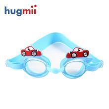 儿童游泳镜男童女童防雾潜水泳镜大框卡通泳镜游泳镜子