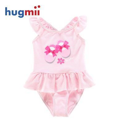 兒童泳衣女童女寶寶中小童泡泡裙連體公主裙可愛泳衣