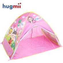 儿童帐篷野外户外郊游全自动速开野营卡通帐蓬游戏屋