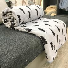 领秀范儿夏季空调毯子被子床垫毛毯垫法兰加绒毛绒床单法莱珊瑚绒单儿童被空调被88001