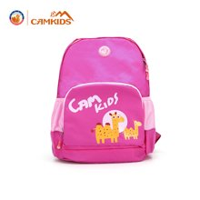 camkids垦牧儿童双肩包幼儿圆1-6岁书包韩版女童背包小学生书包